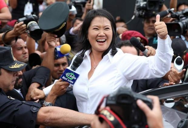 Keiko Fujimori. Foto: Agencias - 20minutos.es