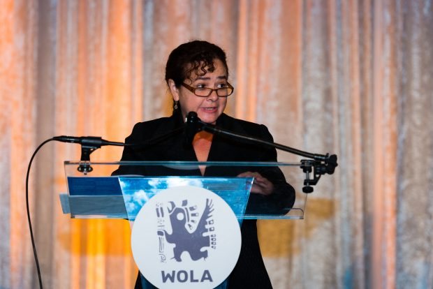 WOLA Human Rights Awards 2014