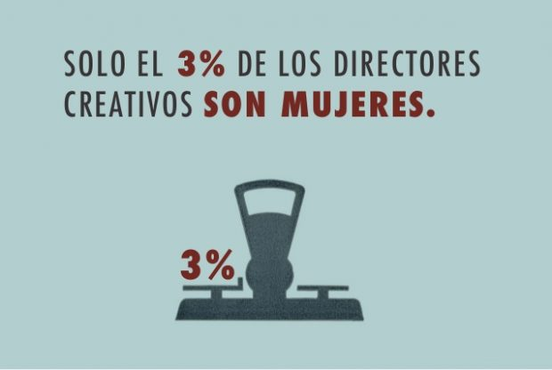Imagen de la campaña Más Mujeres Creativas