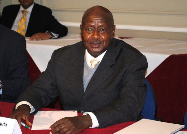 Yoweri Museveni,