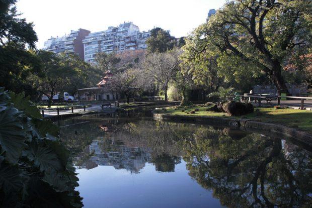Ciudad de Buenos Aires, 6 de Julio de 2016. Vistas del Zoo porteño. Gentileza GCBA