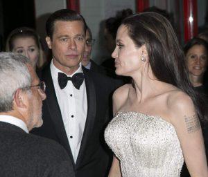 El divorcio de Angelina Jolie y Brad Pitt ha dado lugar a mensajes mediáticos cargados de machismo / 20minutos