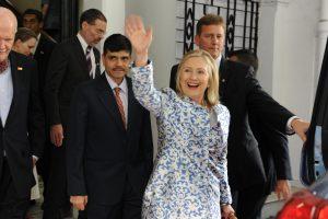 En noviembre, Hillary Clinton podría convertirse en la primera mujer en acceder a la presidencia de Estados Unidos. Mientras tanto, sólo 11 mujeres son jefas de estado y sólo 10 jefas de Gobierno en todo el mundo / FOTO: US Consulate Chennai, Flickr
