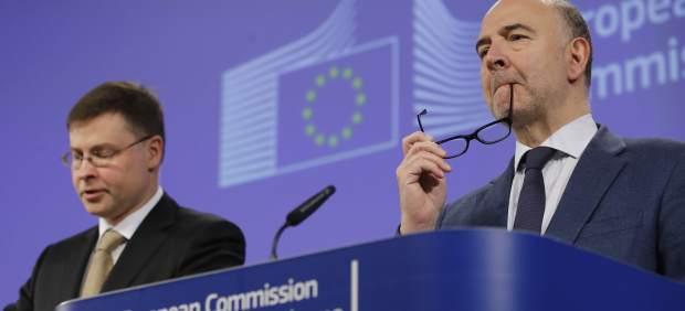 Pierre Moscovici / EFE Olivier Hoslet