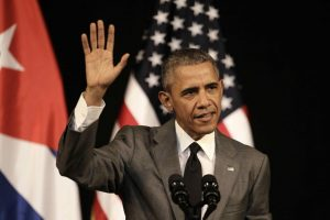 Obama durante su visita oficial en Cuba en marzo, la primera de un presidente de EEUU en 90 años / Jeffrey Arguedas / EFE