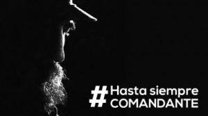 Fidel Castro, un líder con luces y sombras / foto del gobierno cubano
