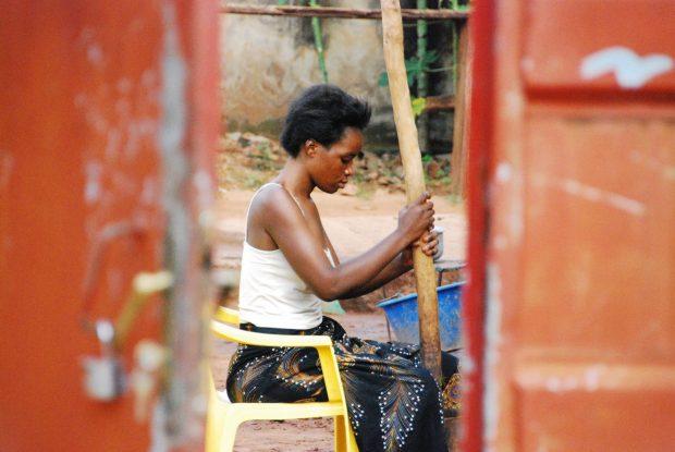 RDC Woman/ Flickr: Ricardo Cabrera Letelier