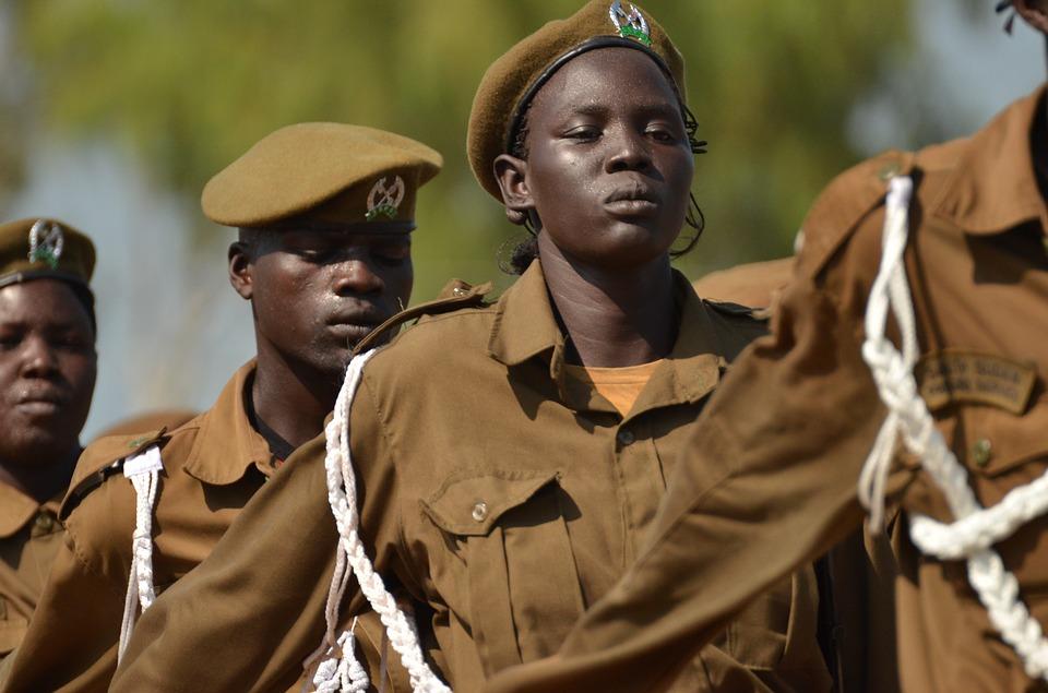 ejército sudán del sur