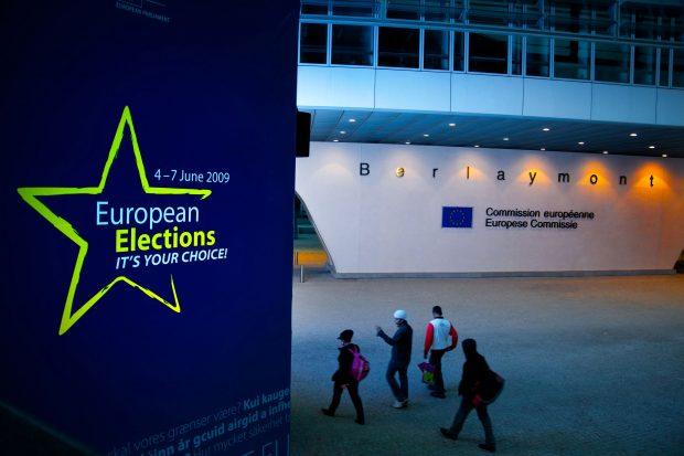 Sede de la Comisión Europea / CE