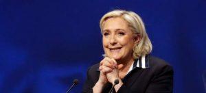 Marine Le Pen / Eric Gaillard