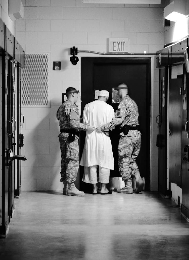 Preso en Guantánamo