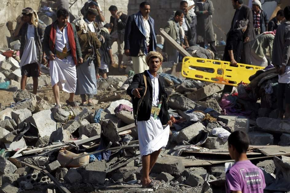 Yemen, guerra civil