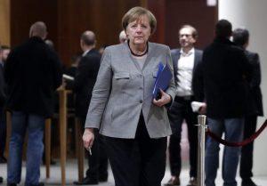 Canciller Angela Merkel