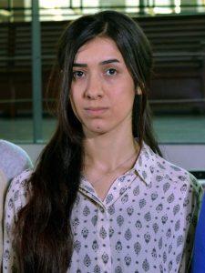 """En sus memorias, """"Yo seré la última"""", Nadia Murad relata su cautiverio y esclavitud sexual a manos de Estado Islámico y denuncia el genocidio contra el pueblo yazidí / FOTO: ANTONIO HERREROS"""