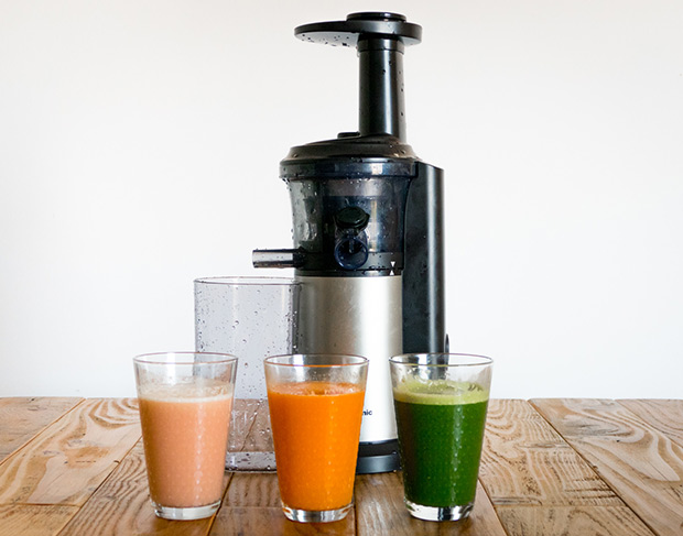 Panasonic Slow Juicer La Gulateca