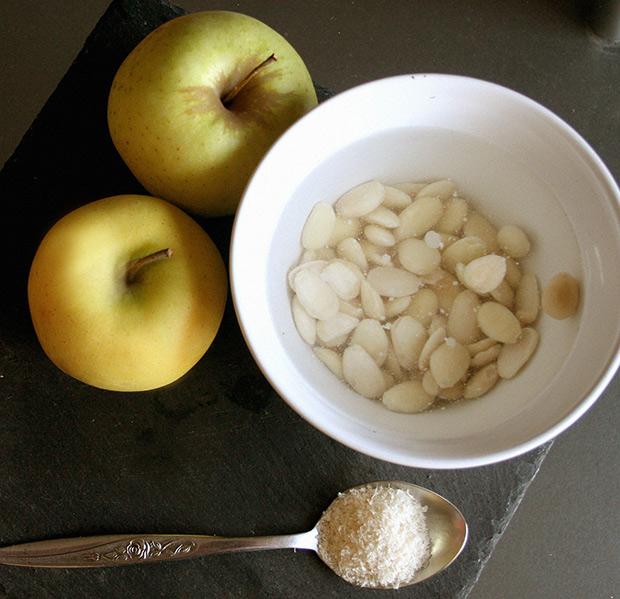 almendras-manzanas-agaragar