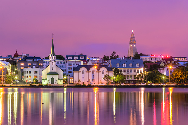 Reykjavik_city
