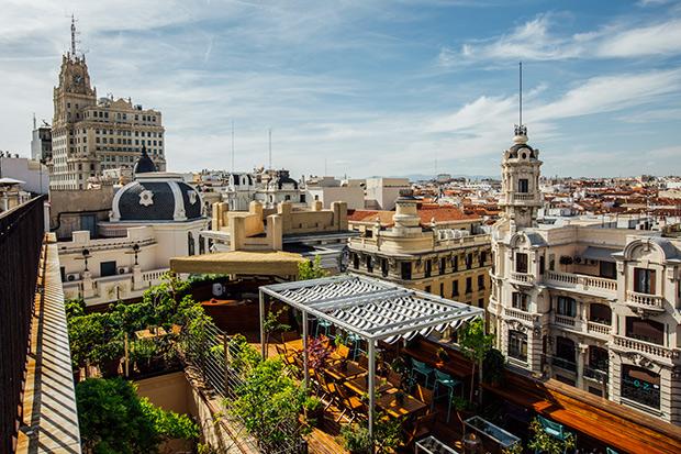 10 terrazas de madrid para estrenar la temporada la gulateca for Cine las terrazas