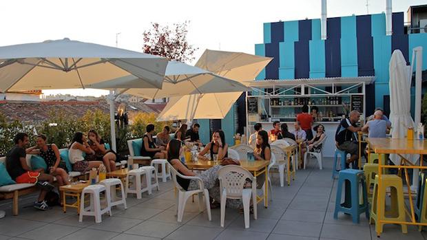 10 terrazas de madrid para estrenar la temporada la gulateca for Terrazas nocturnas madrid