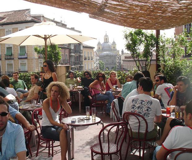 10 terrazas de madrid para estrenar la temporada la gulateca - Terrazas romanticas madrid ...