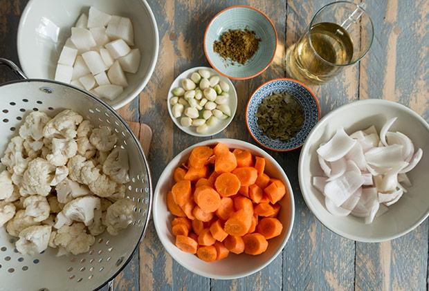 C mo preparar encurtidos caseros la gulateca - Encurtido de zanahoria ...
