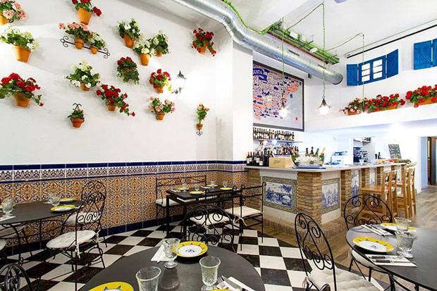 La gulateca - Azulejos patio andaluz ...