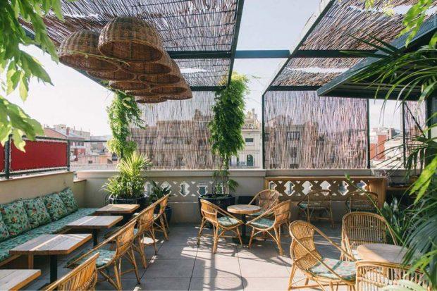 Las Mejores Terrazas De Barcelona Para Este Verano
