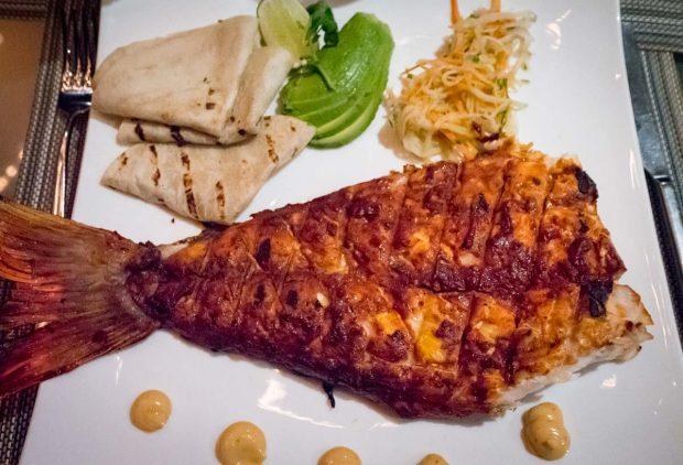 Como se prepara el pescado zarandeado estilo nayarit