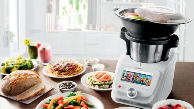 369d7ca1e4be Histeria con el robot de cocina de Lidl. ¿El fin de la era Thermomix ...