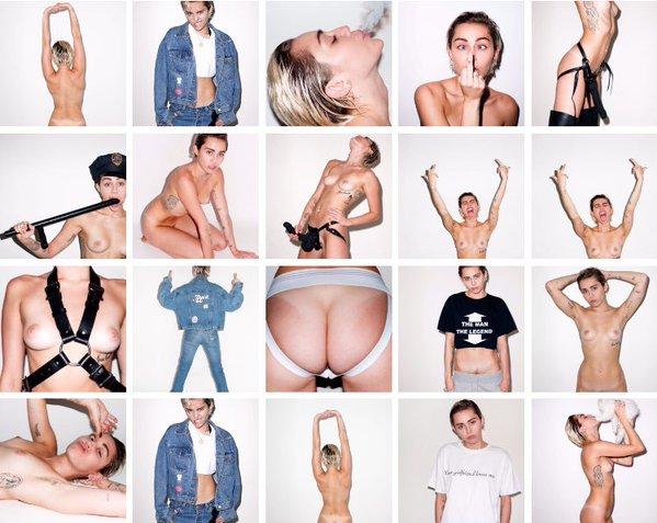 Miley cyrus totaly falsificaciones desnudas