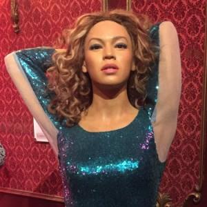Beyoncé de cera