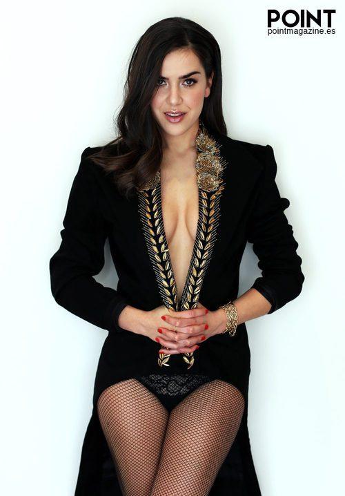Roko Más Sexy Que Nunca En La Portada De Point Magazine