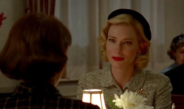 Imagen del teaser de la película Carol