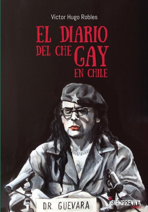 Portada El Diario del Che Gay en Chile