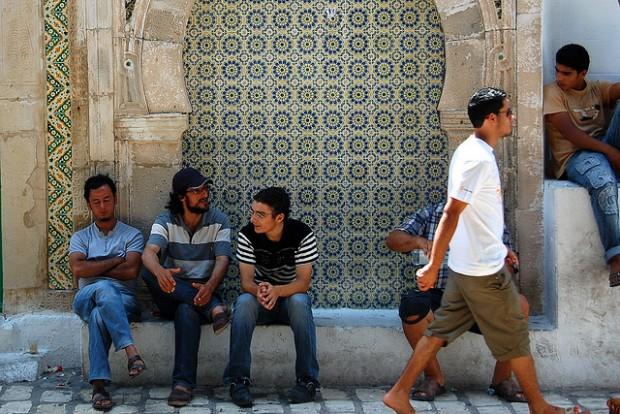 Place du Caire, Mahdia/Foto: Simon Blackley