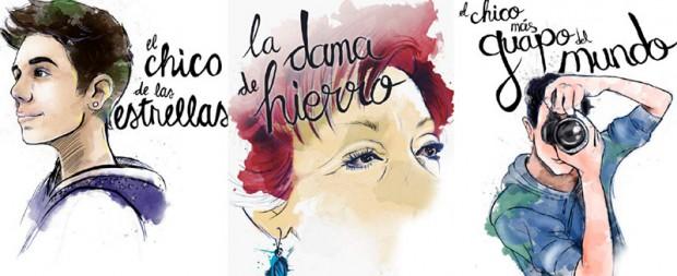 Ilustraciones de Jorge García Ruiz
