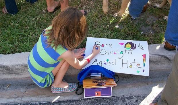 Born Straight Against Hate / Foto: Nicole DUguay