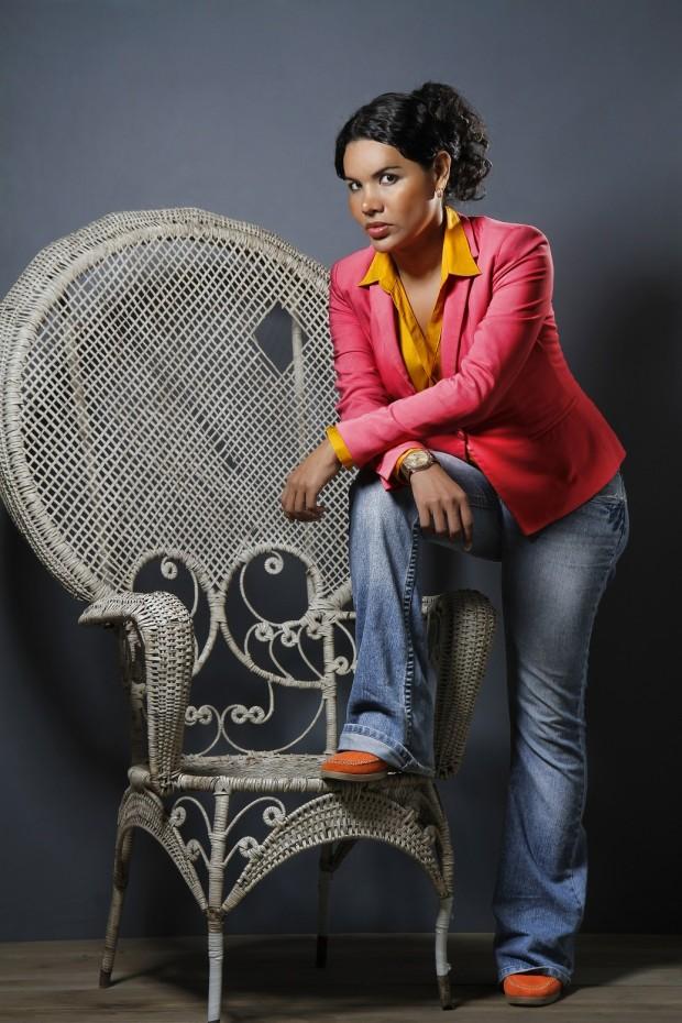 Diane Rodríguez - Representante y activista LGBT en Ecuador web Silueta X