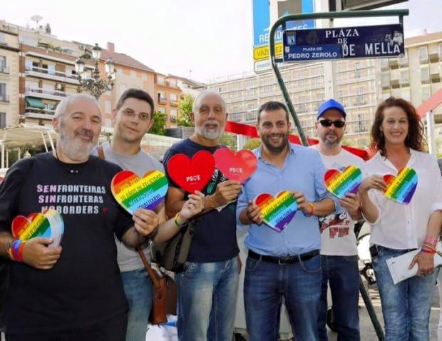 Fito Ferreiro, Ramon Martínez, José Antonio Godoy, Ibán García del Blanco, Miquel Fernández y Carla Antonelli.