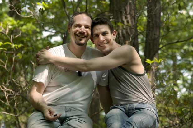 'Gays in the Woods' / Foto: David Goehring Seguir