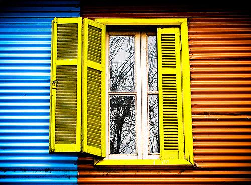 'Colores de la Boca' / Foto: Joao Vicente