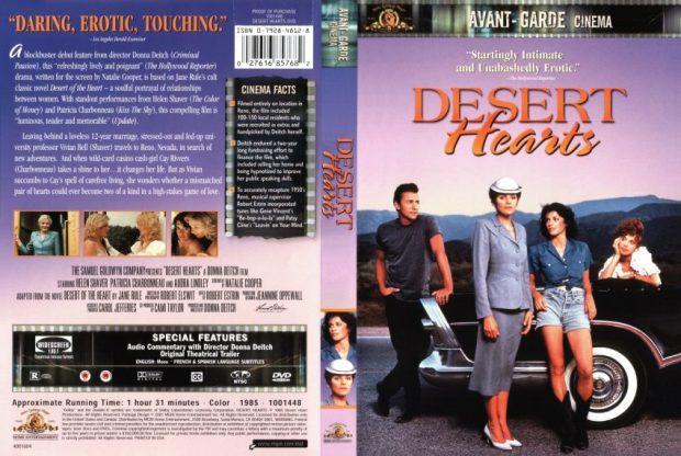 Carátula de la película 'Media hora más contigo' (Desserts Heart)