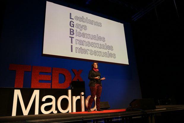Charla TEDX de Violeta Assiego