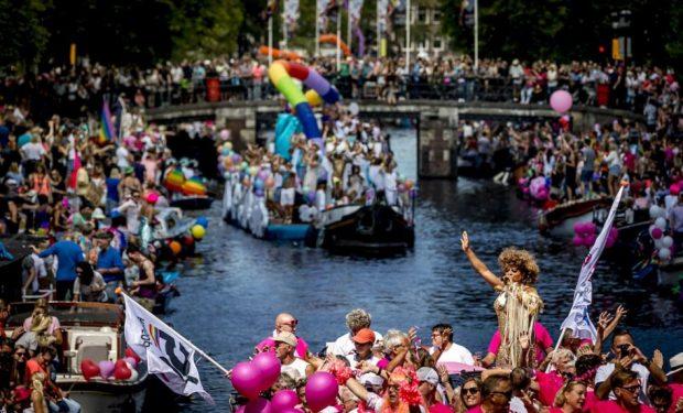 Europride Amsterdam 2016 / Foto: EFE