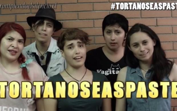 Imagen de la camapaña #TortaNoSeasPastel
