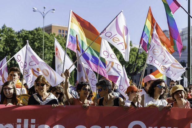 Foto de Francisco Ruano del Pride 2017