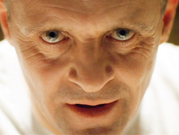 Hannibal Lecter - Anthony Hopkins