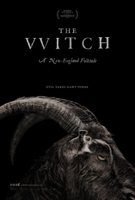 The Witch 2015 poster