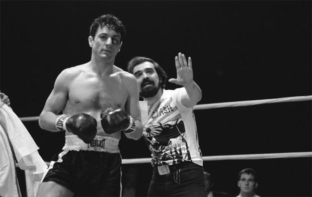 Toro salvaje - Martin Scorsese - Robert De Niro