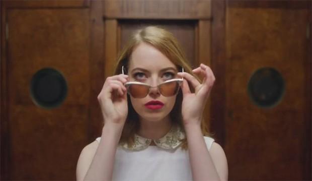 Emma Stone videoclip